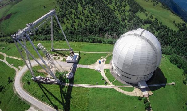 В Зеленчукском районе открылась первая астрофизическая школа для старшеклассников
