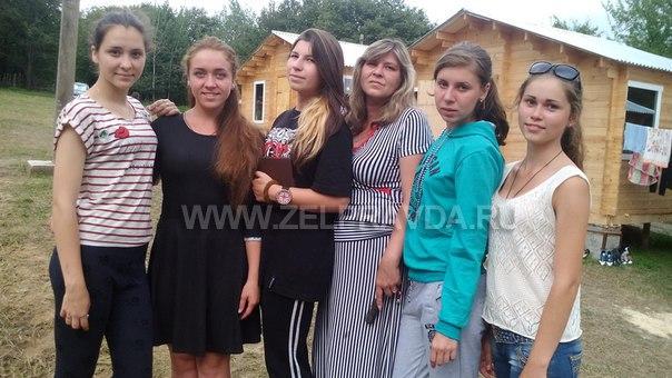 В Зеленчукском районе детям из ЛНР и ДНР передали гуманитарную помощь