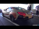 730HP Twin-Turbo Mercedes CLS63 AMG PP-Performance