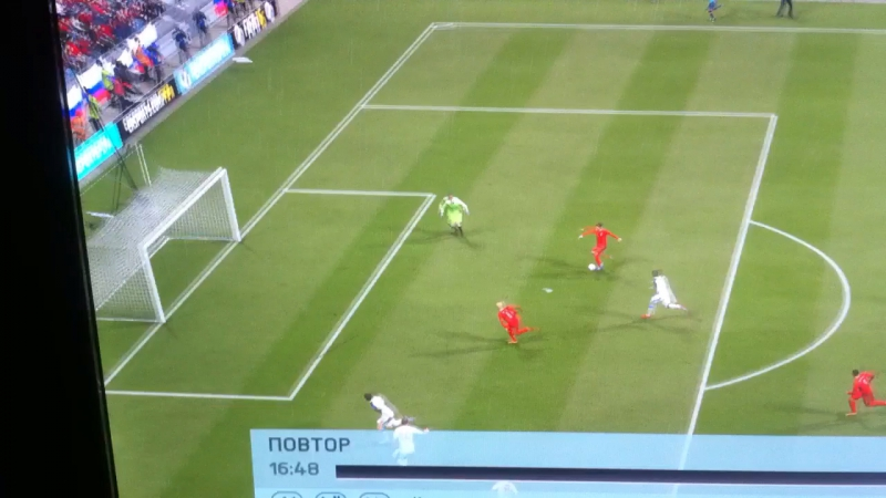 FIFA 16 Russia vs Walse