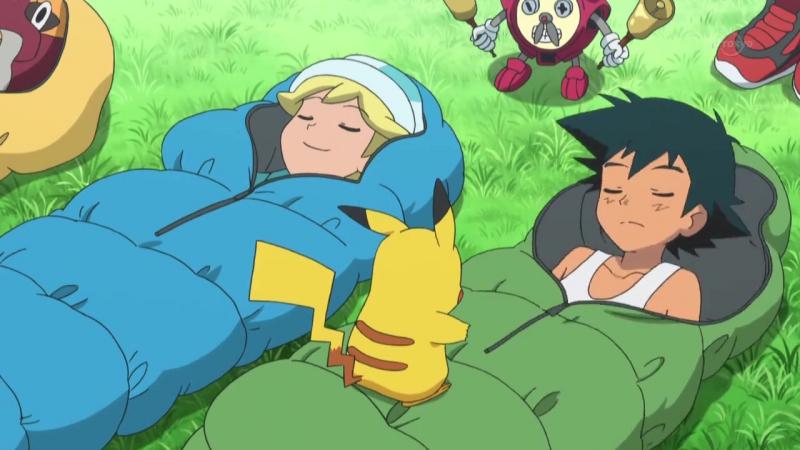 Pokemon XY (Pocket Monsters XY) - 97 \ Покемоны 19 сезон 5 серия (Оригинал)