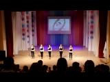 Студенческий гимн - Давайте знакомиться НТГСПИ 2016
