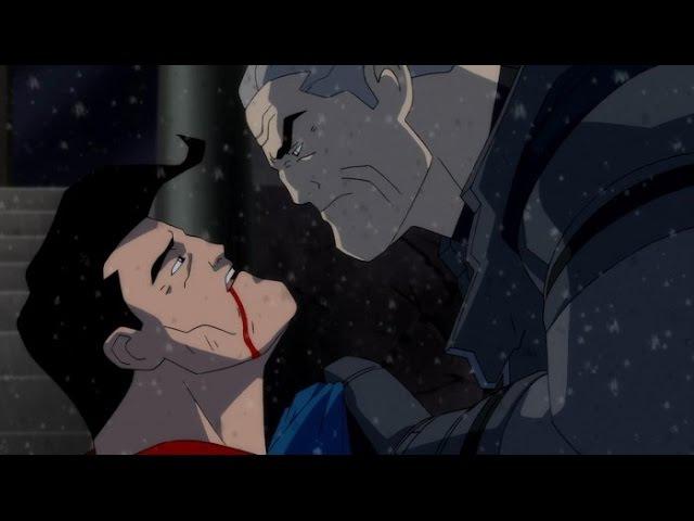 Темный рыцарь: Возрождение легенды. Часть 2: Бэтмен VS Супермен