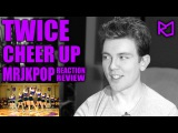 TWICE CHEER UP Reaction  Review - MRJKPOP (
