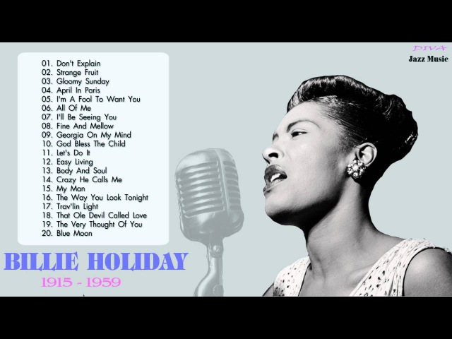 Top 30 Songs Billie Holiday || Billie Holiday Playlist HQ/MP3