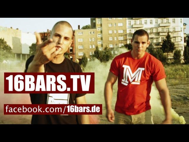 Pedaz und Blut Kasse - Träum weiter prod. by Joshimixu OZ (16BARS.TV PREMIERE)