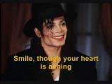 Smile - Michael Jackson (Charles Chaplin)