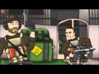 Друзья по Battlefield 3 Весь 2 Сезон Все серии