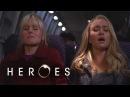 Plane Is Going Down HEROES S03 E07 - Eris Quod Sum