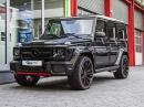 2014 Mercedes-Benz G Wagon BRABUS B63 MONSTER SOUND