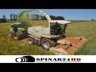 CLAAS JAGUAR 20000 + 870 + 980 | CASE IH + FENDT + NEW HOLLAND + JOHN DEERE - Shredding GPS