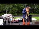 Индеец Инти. Музыка индейцев в Колпино. Cordillera. 621