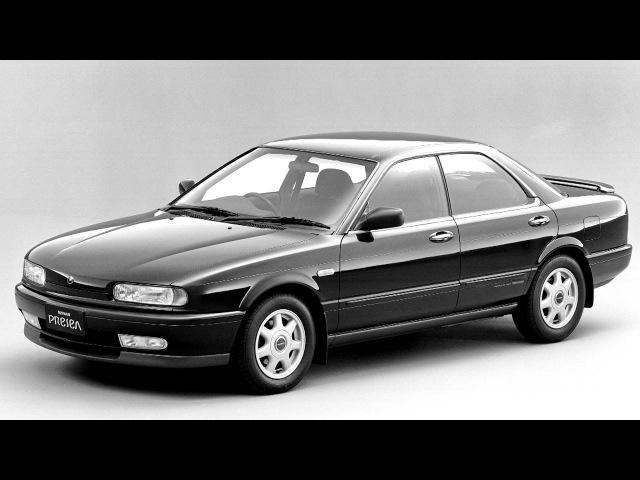 Nissan Presea R10 '06 1990–95