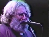 Jerry Garcia Band October 27, 1987 Lunt-Fontanne Theatre.