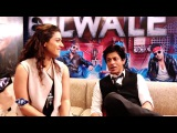 Shah Rukh Khan and Kajol Latest Interview 2016 part 2