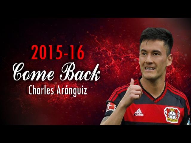 Charles Aranguiz Come Back 16
