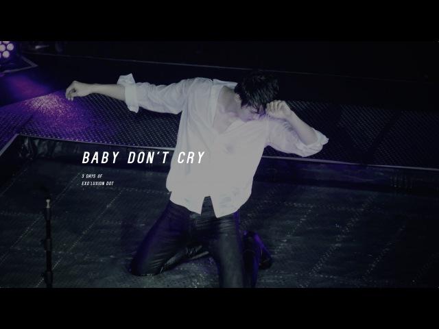2016 EXO'luXion DOT - BABY DON'T CRY SEHUN SOLO