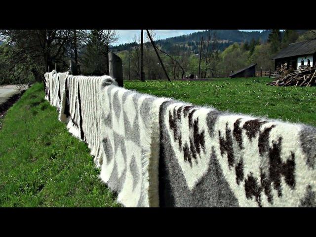 Карпатские покрывала завоевывают большую популярность (новости)