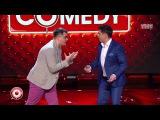 Новый Камеди клаб Comedy Club По скайпу Батрутдинов Галыгин Харламов