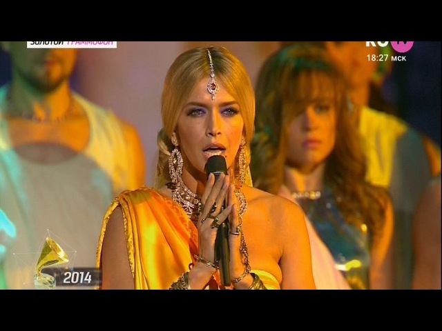 Вера Брежнева — Доброе утро (RU.TV) Золотой граммофон 2014