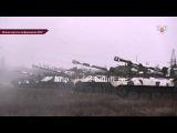 Военные учения в ДНР