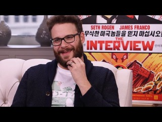 Seth Rogen Laughing for 30 Seconds