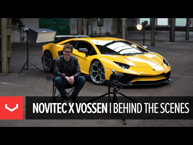 Novitec x Vossen | Aventador SV on NV1 Forged Wheel | Photographer Spotlight | Philipp Rupprecht