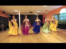 Shamadan dance / Skarabey group / Открытый урок восточные танцы