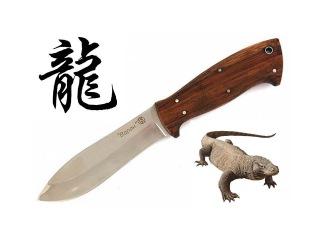 Нож разделочный Варан ПП Кизляр
