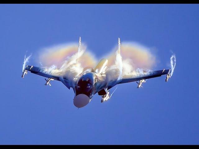 Бомбардировщик Су-34. Защитник