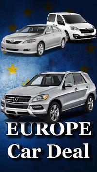 Europe Car Deal, ucaris, покупка, продажа авто в украине