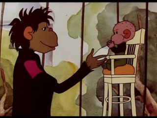 В каждом маленьком ребенке (осторожно обезьянки) [by sandy]