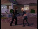 The Sims 3: Жизнь Джастина Мида #002 Знакомство с соседями