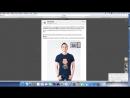 футболку с эксклюзивным дизайном в виде вашего портрета в комикс-стиле 4.1