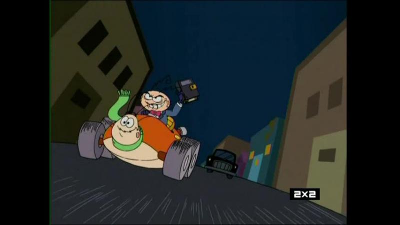 Таракан робот 25 серия 2 сезон