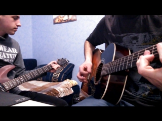 Cheap Trick - The Flame (Cover by RdioJ and GreeLow)