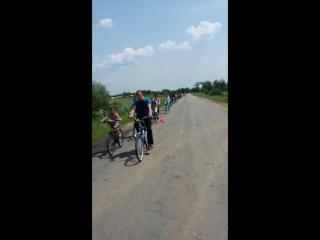 Велопоход Калач-Ширяево-Пригородный-Пески-Индычий