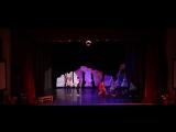 Танцевальная школа MASTA г.Тольятти спектакль