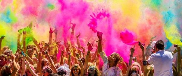 22 мая в Альметьевске пройдет фестиваль красок