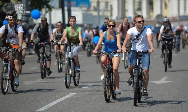 В Альметьевске 29 мая пройдет велопарад