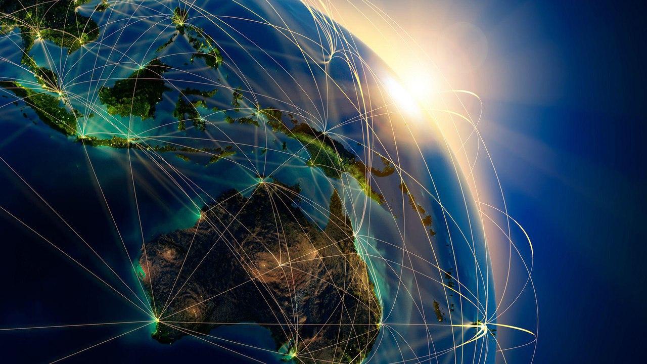 Связанные одной сетью