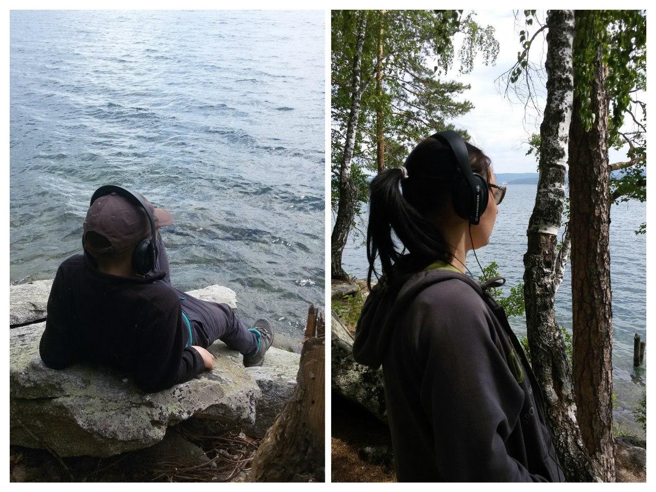 Озеро Тургояк - замечательное место для отдыха
