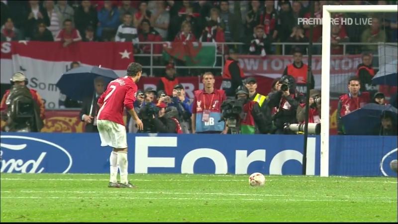 Челси 1-1 Манчестер Юнайтед (5-6 пен) | Финал ЛЧ 2007/08 | Обзор HD