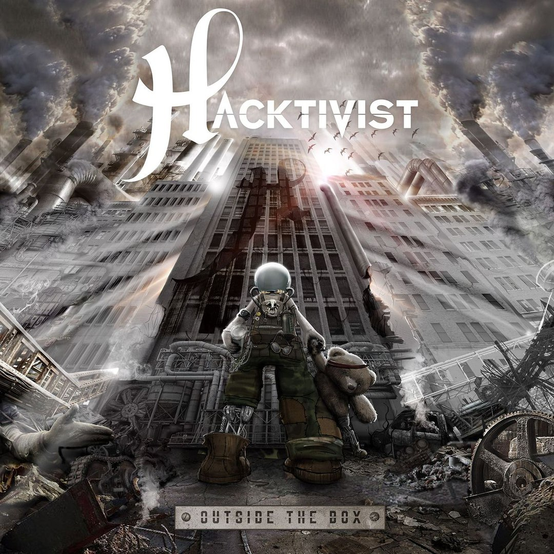Hacktivist – Deceive And Defy [single] (2016)