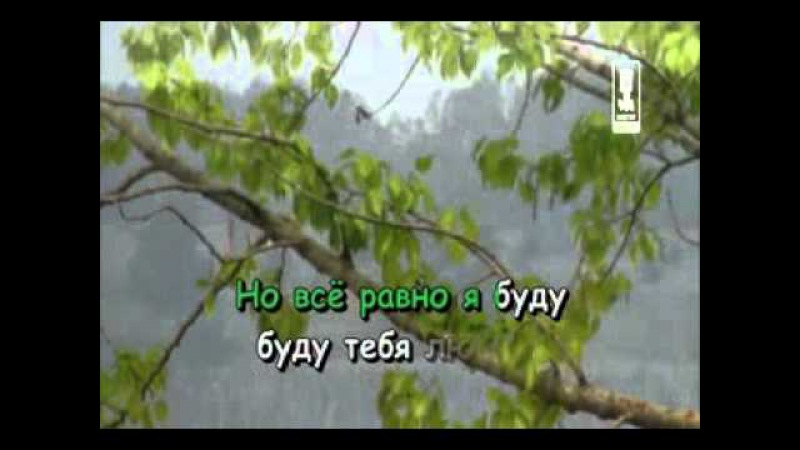 Задорожная Настя -Буду (Караоке)