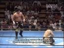 Бой Тацо Накано против Нобухико Такады. Бушидо (Tatsuo Nakano vs Nobuhiko Takada)