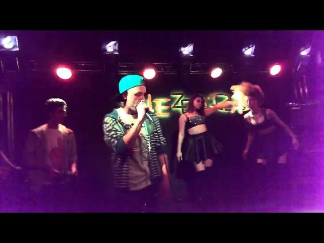ХаРЛаМ - Ни для кого Live(Концерт Тбили,разогрев) 10 04 16