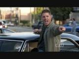 Dean in Supernatural (Survivor - Eye of the Tiger)