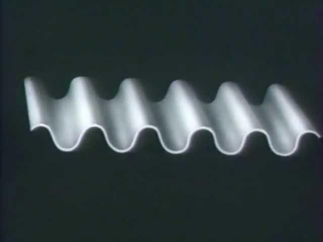 Образование поверхностей перемещением кривых (1973)