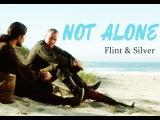 Not Alone Flint &amp Silver Black Sails